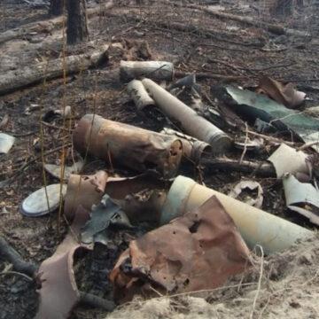 На Вінниччині будуть знешкоджувати боєприпаси з 48-арсеналу