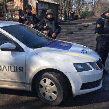 Поліцейські Вінниччини взяли участь в антитерористичних навчаннях