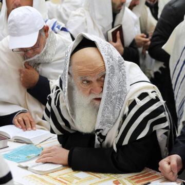 Вінницькі євреї святкуватимуть Песах, не виходячи з власних домівок