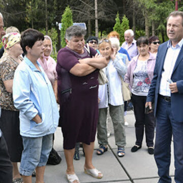 У Хмільнику через карантин скасували зустріч міського голови із громадою