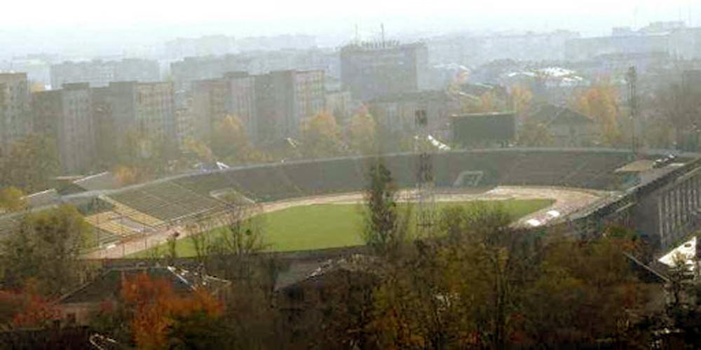 Вінниця шукає інвестора для реконструкції Центрального міського стадіону
