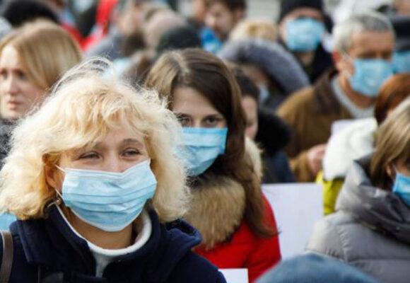 У Вінницькій області станом на ранок 13 квітня - 194 випадки захворювання на коронавірус