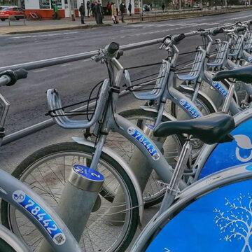 Nextbike Vinnytsia дарує вінничанам кошти за перепарковку велосипедів
