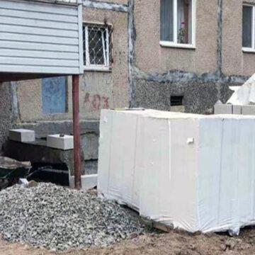 У Вінниці оштрафували мешканців багатоповерхівки, які захаращували подвір'я
