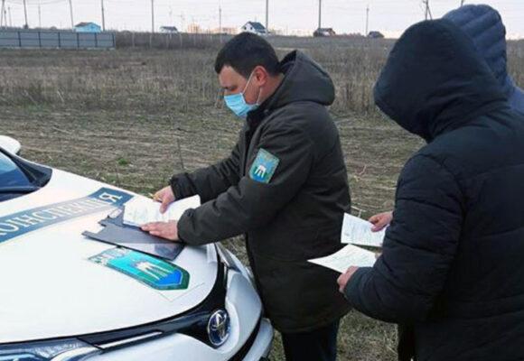 У Бохониках за незаконну рубку лісу порушникам нарахували штраф на 34 тис. грн