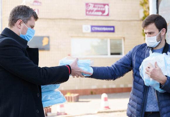 На Вінниччині 14 районних лікарень отримали засоби захисту