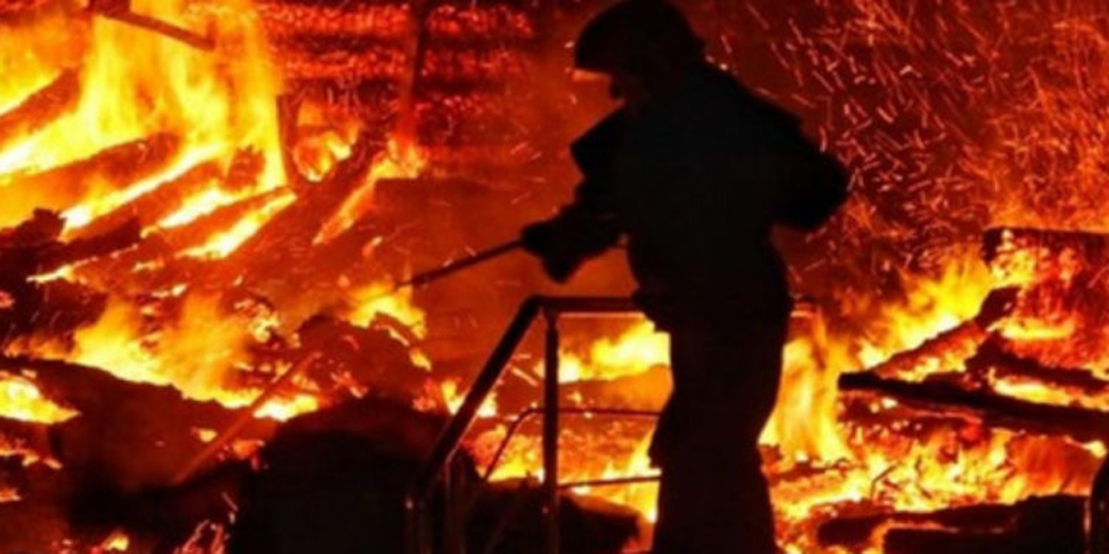 Через пічне опалення на Вінниччині згорів будинок