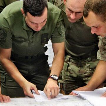 Нацгвардійці вінницької військової частини взяли участь у масштабних навчаннях
