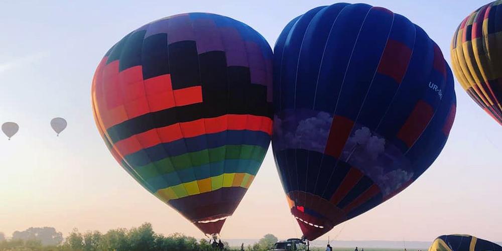 З нагоди Дня міста у Вінниці влаштують міжнародний фестиваль повітряних куль