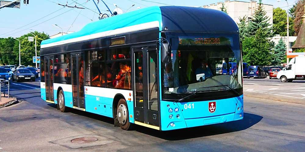 Вінничани просять продовжити тролейбусну гілку по Немирівському шосе