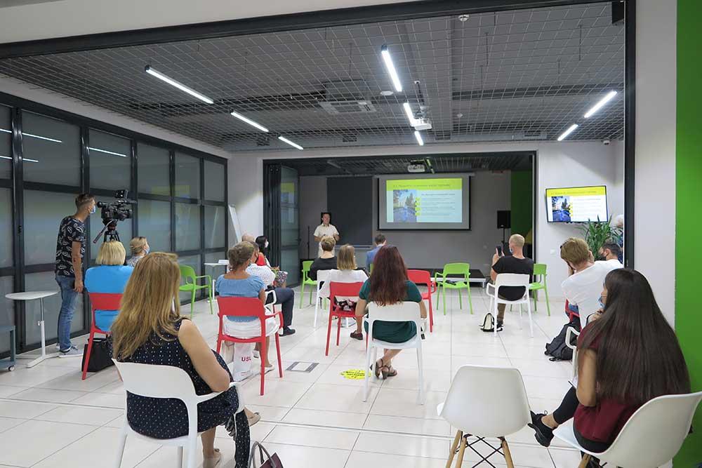 Відбулися громадські слухання щодо Стратегії розвитку туризму міста