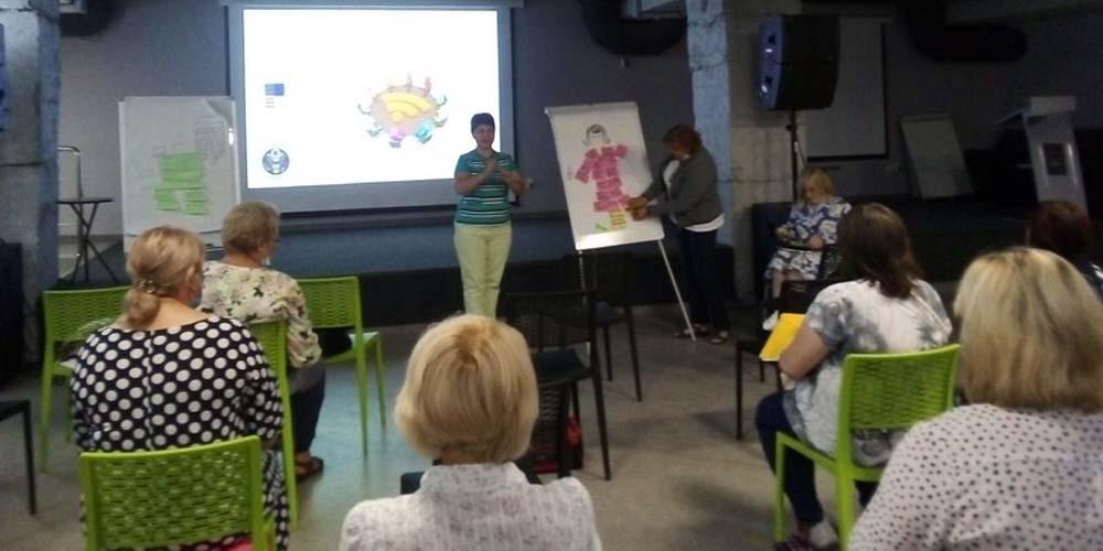 У Вінниці триває робота Школи громадських радників з інклюзії
