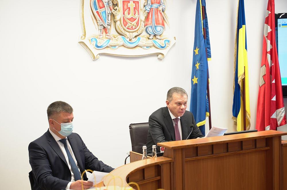 Сергій Моргунов: П'ять років каденції були результативними для територіальної громади нашого міста