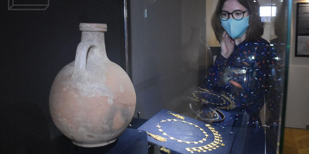 Золото Поділля: у Києві відкрили виставку унікальних вінницьких експонатів