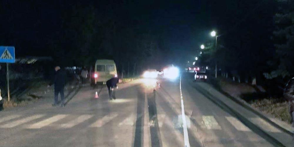 У Ямполі 60-річний водій Mercedes збив 12-річну дівчинку на пішоходному переході