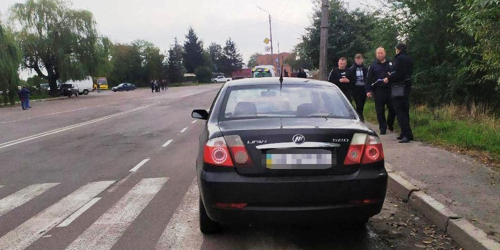 За спробу дати хабар вінницьким поліцейським, водію загрожує до 4 років за гратами