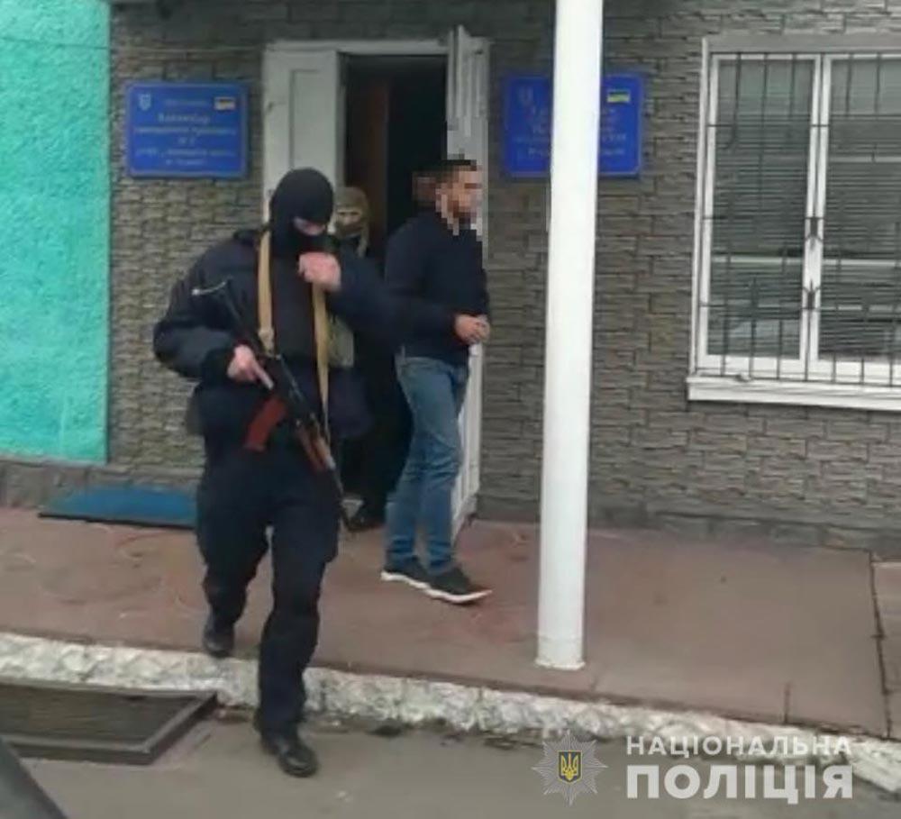 В Тульчинському районі вночі напали на виборчу комісію