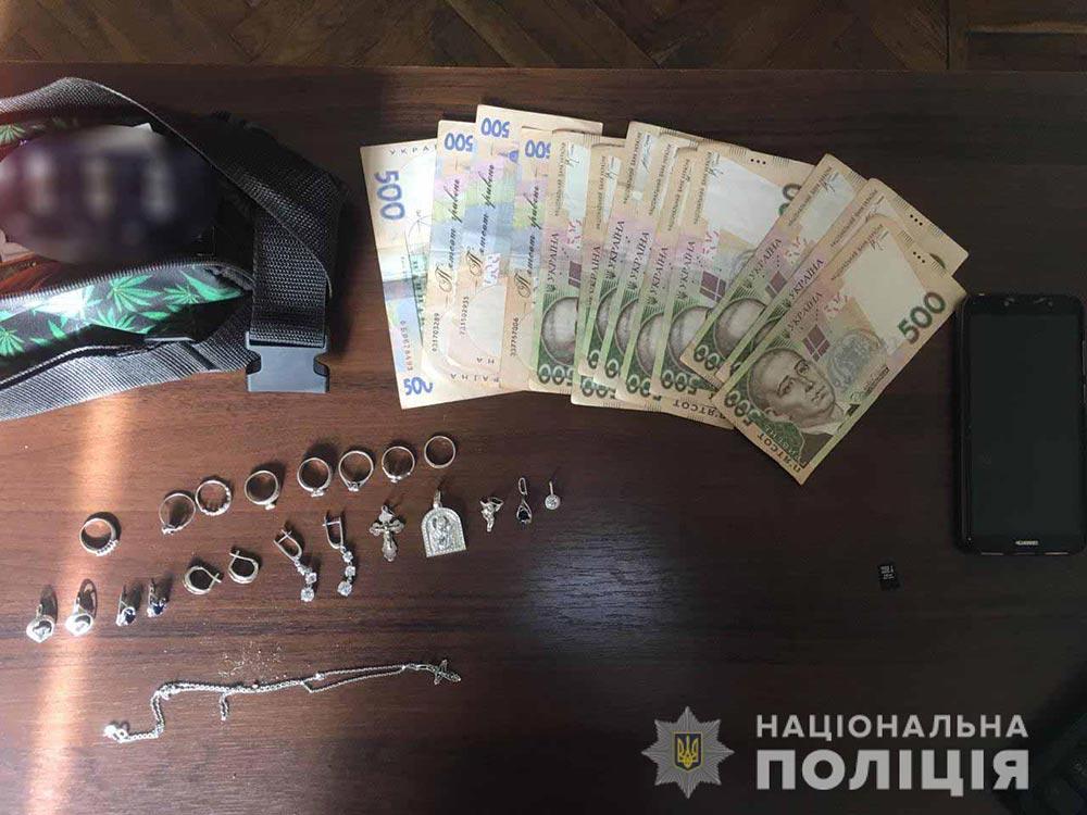 На Вінниччині раніше судимого чоловіка затримали за підозрою в крадіжці