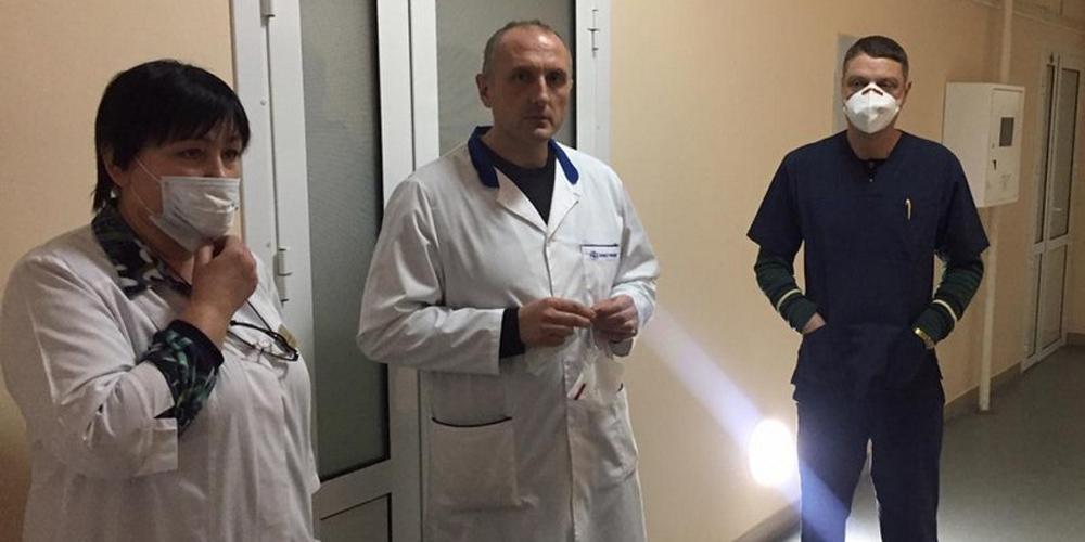 У «Фтизіатрії» почало приймати інфікованих коронавірусом з Вінниці