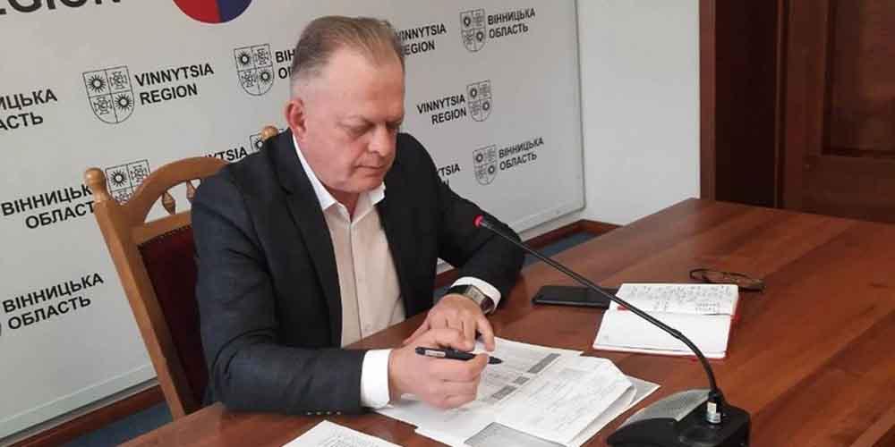 """Для """"ковідних"""" лікарень Вінниччини з держбюджету виділять 13 млн грн - на кисень"""