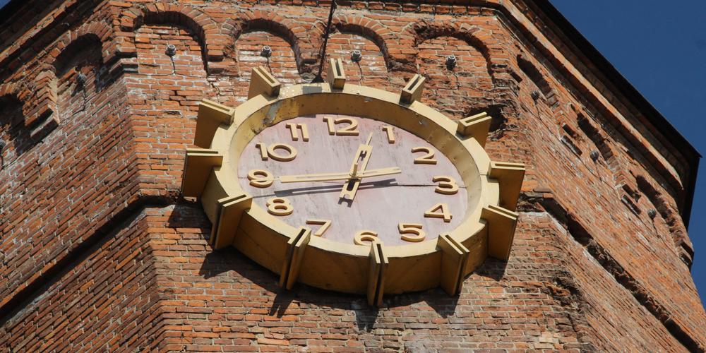 Вінницький час: на вежі Артинова знову працює годинник
