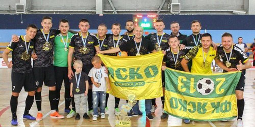 Футзал: вінницький клуб «ЯСКО» зіграє з донецьким «Інтером» у Кубку України