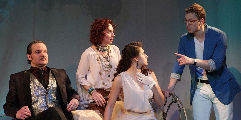 Квартирне питання по-французьки: у театрі представили нову комедію