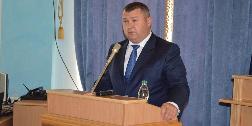 Обласна рада: головою Вінницької облради депутати обрали Вячеслава Соколового