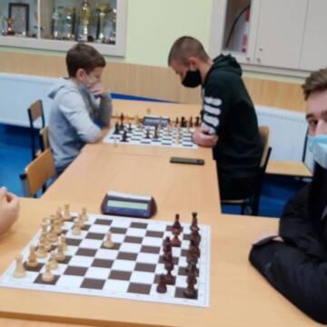 Вінницькі тренери виграли командний кубок області з шахів