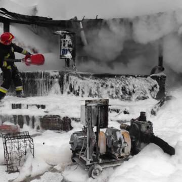 У Вінниці на підприємстві загорівся резервуар із мазутом - стовп диму бачило пів міста