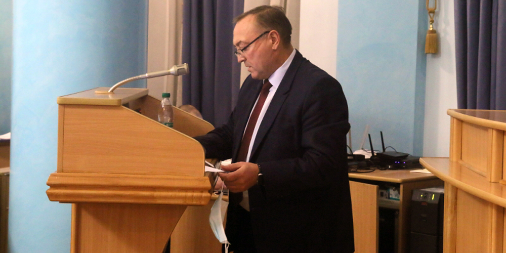 Валерій Коровій очолив постійну комісію Вінницької облради 8 скликання з питань економіки, фінансів та бюджету