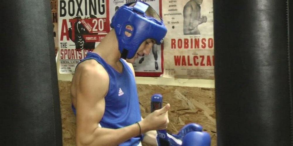 Вінничанин в складі збірної України бере участь у Чемпіонаті Європи з боксу серед юніорів
