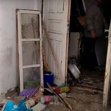 Гучний вибух газу у будинку ледь не забрав життя двох вінничан
