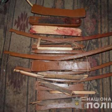 У Тульчинському районі чоловік до смерті побив батька