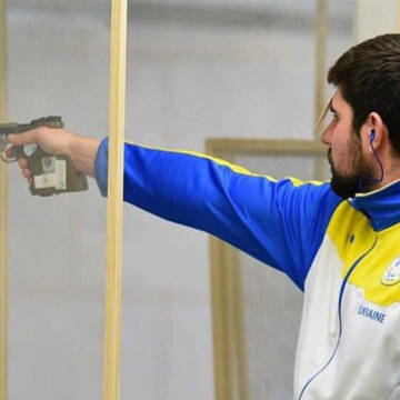 Вінничанин здобув золоту нагороду на Кубку світу з кульової стрільби