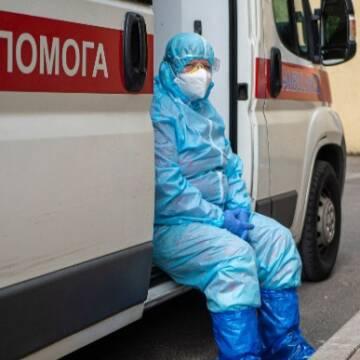 За минулу добу на Вінниччині виявили 342 випадки COVID-19