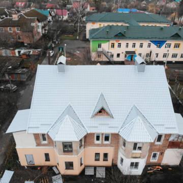 Багатоповерхівки Вінниці отримають новий дах