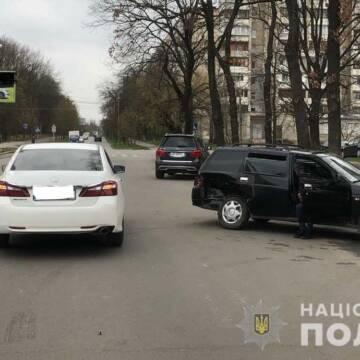 Протягом минулої доби у Вінниці трапилось дві ДТП з постраждалими