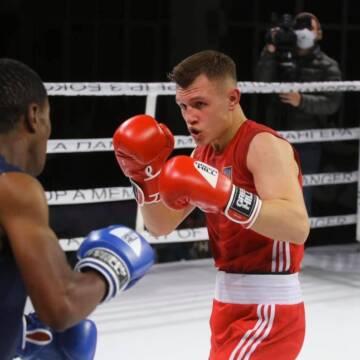 Вінничанин здобув срібло на міжнародному турнірі з боксу