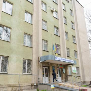 У терапевтичному відділенні Вінницької лікарні відреконструювали кисневу магістраль