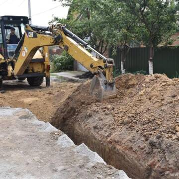 У Вінниці збудують нові мережі каналізації майже за 2 мільйони гривень. АДРЕСИ