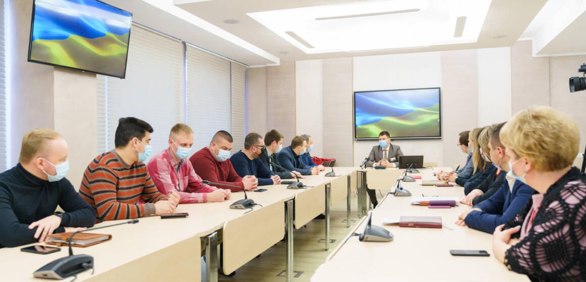 До Вінниці приїхала делегація з Миколаєва, щоб перейняти досвід управління містом