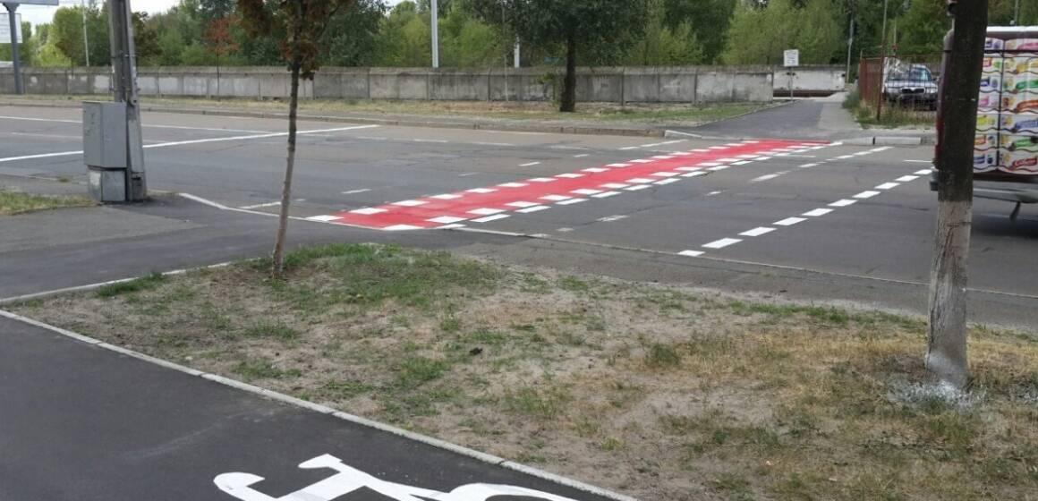Цього року у Вінниці продовжать будувати велосипедні доріжки