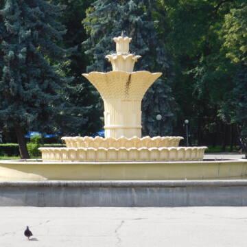 Стала відома дата початку роботи фонтанів у місті