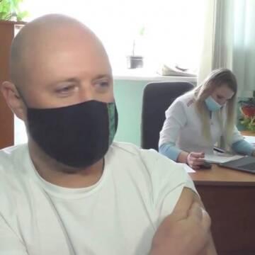 Рятувальників Вінниці вакцинують від коронавірусу