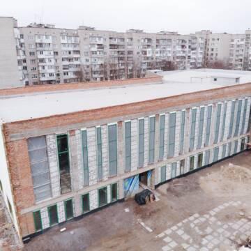 Новий спортивний центр у Вінниці готовий на 70% – Сергій Моргунов
