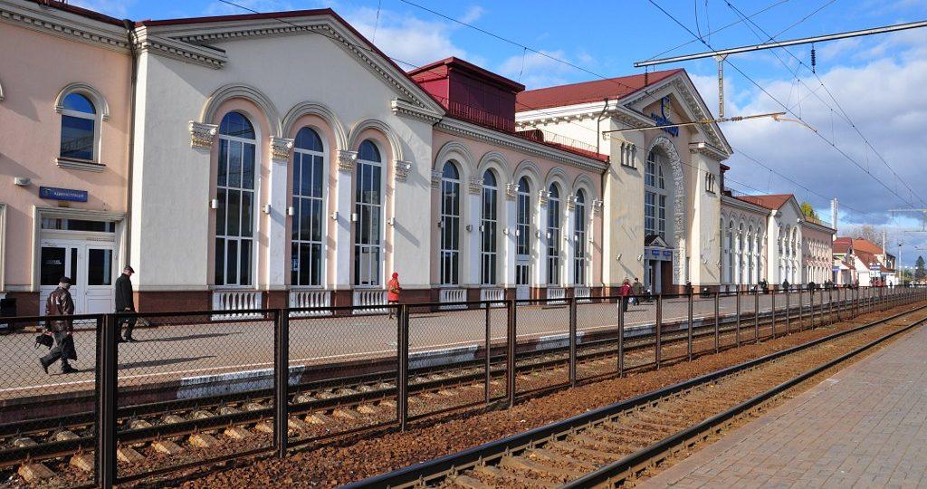 Припинено рух потягу, який зупинявся у Вінниці