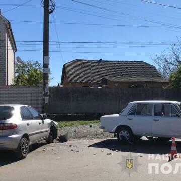 У ДТП у на Шевченка постраждала водійка