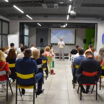 У Вінниці перебуває з візитом делегація з муніципалитету Полтави