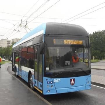Вінницею почав курсувати ще один тролейбус VinLine